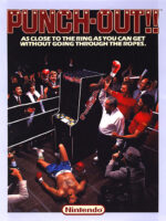 Punch-Out — 1984 at Barcade® in Detroit, Michigan | arcade video game flyer graphic